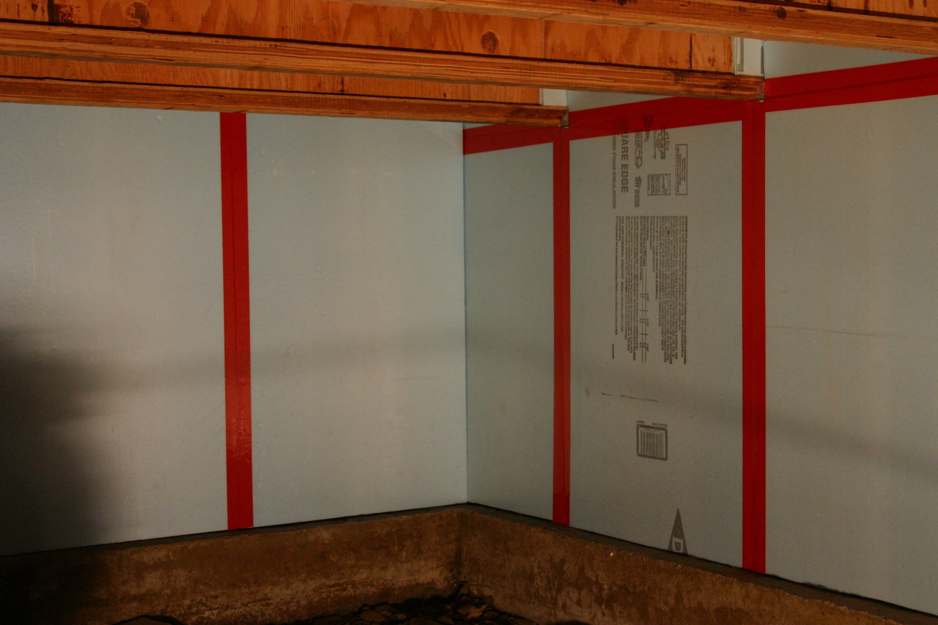 basement basement walls