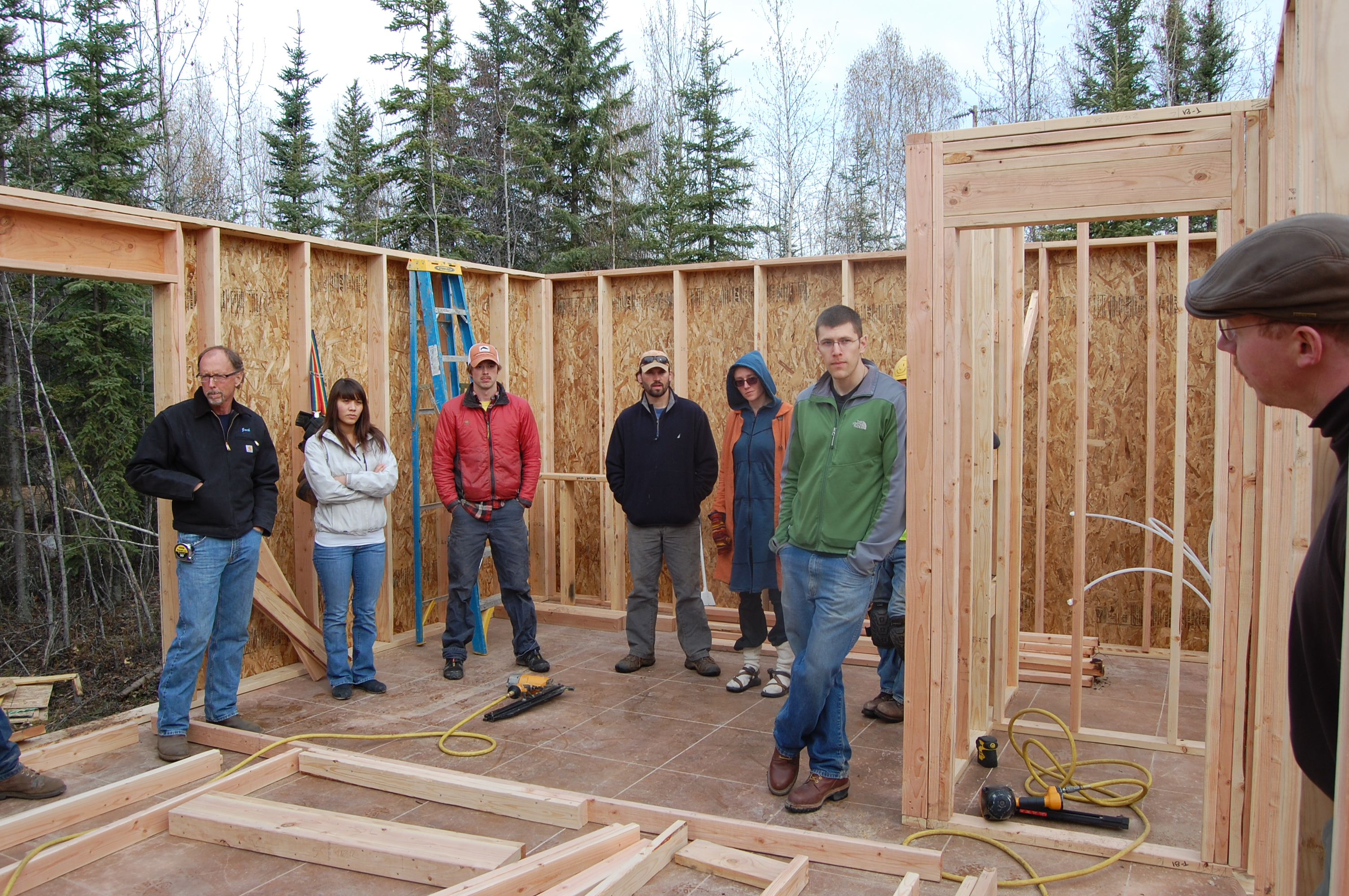 Sustainable Village Week 5: Welcome students, more framing – Making ...