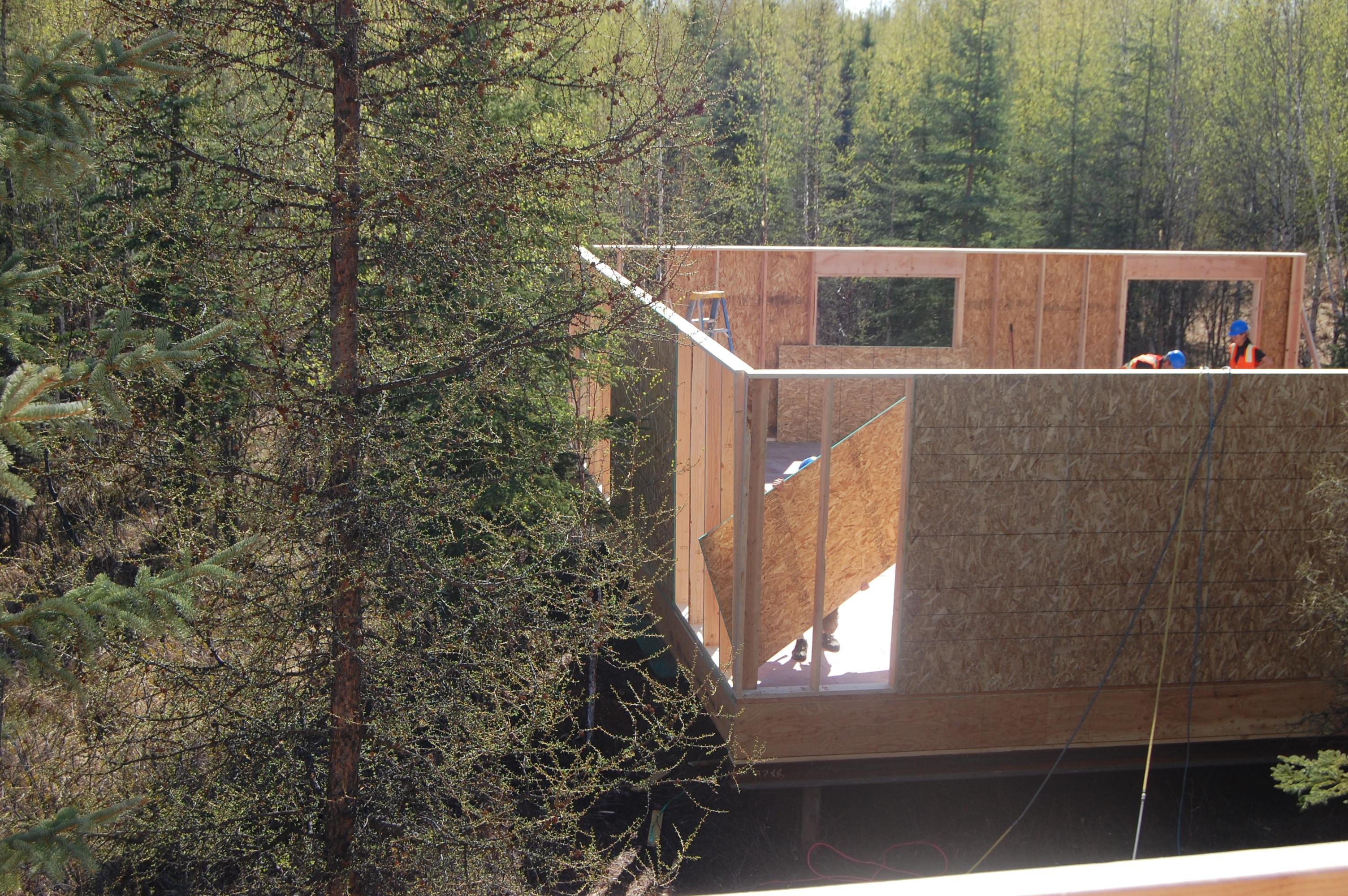 home builders in alaska