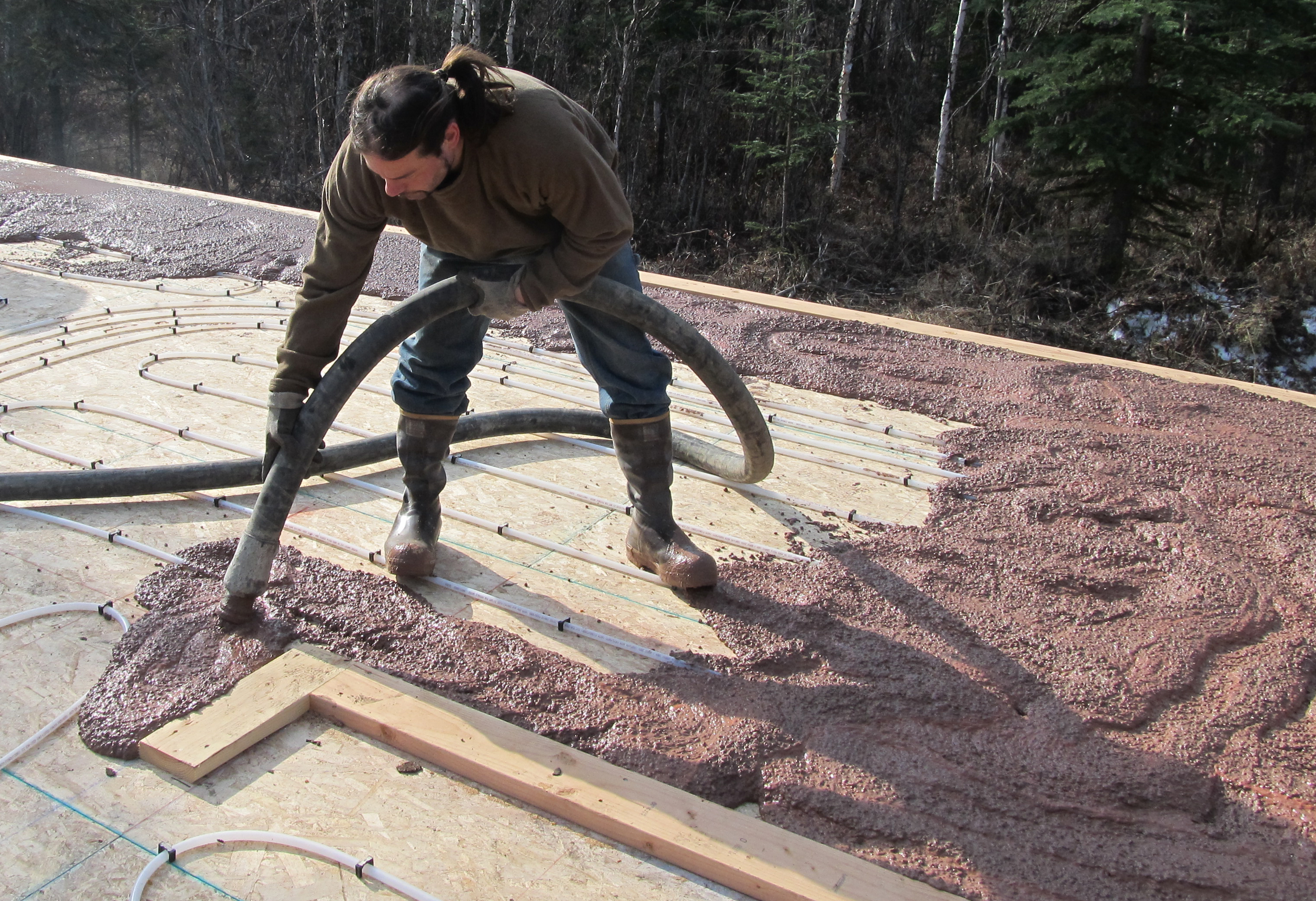 Framing Floors Amp Slabs Making Houses Work
