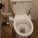 High efficiency toilets for the homes help conserve water.