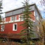 Tamarack house