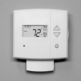 Programmable thermostats are an easy way to potentially save hundreds of dollars a year on heating.